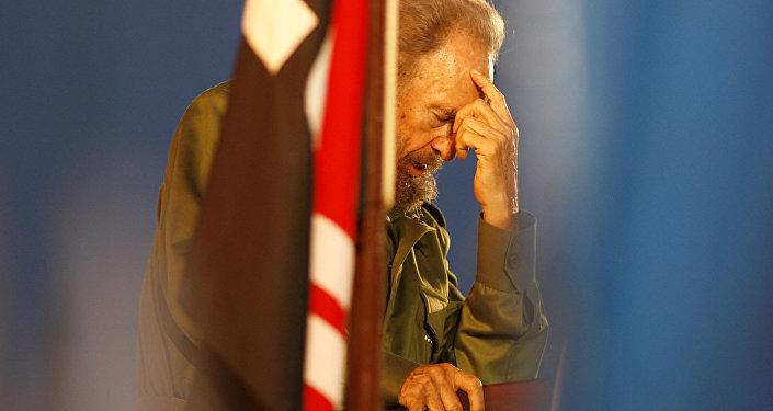 Fidel Castro (File)