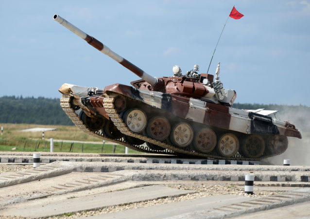 Playing With Big Guns: Highlights of the International Army Games 2016