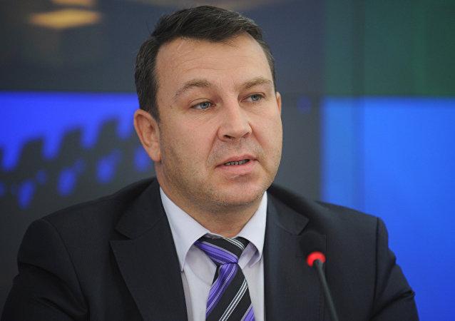 President of the Russian Weightlifting Federation Sergei Syrtsov