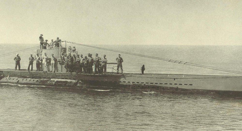 SM U-38 of the german imperial navy,