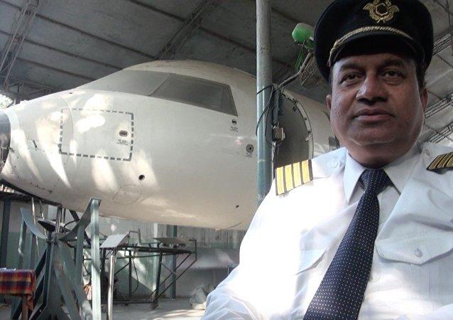 Former Pilot Bahadur Chand Gupta