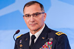 U.S. Army General Curtis M. Scaparrotti