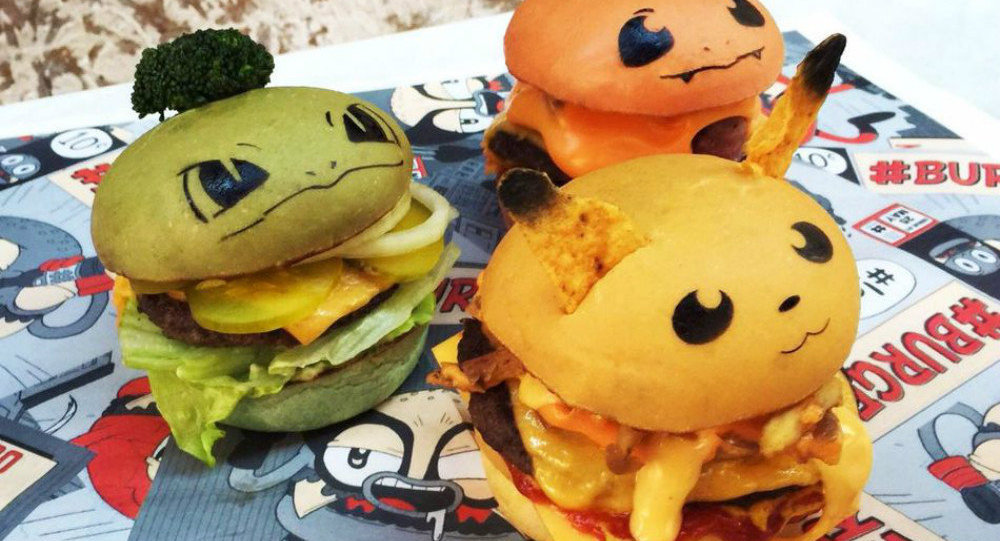 The New Bush Tucker Australian Fast Food Joint Offers Pokemon