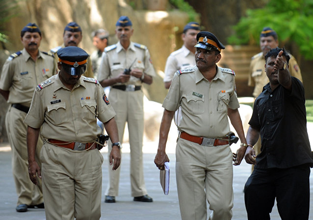 Indian police (File)