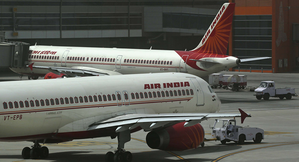 Indian airlines ask to avoid flying over Pakistani airspace