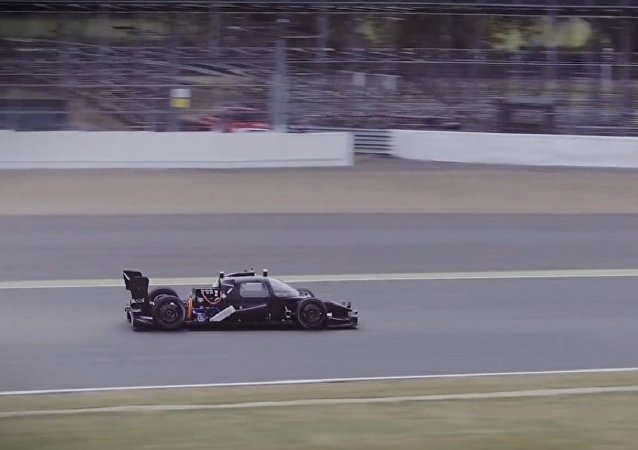 "Roborace: Introducing ""DevBot"""