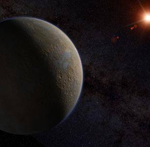 A vision of Proxima Centauri b