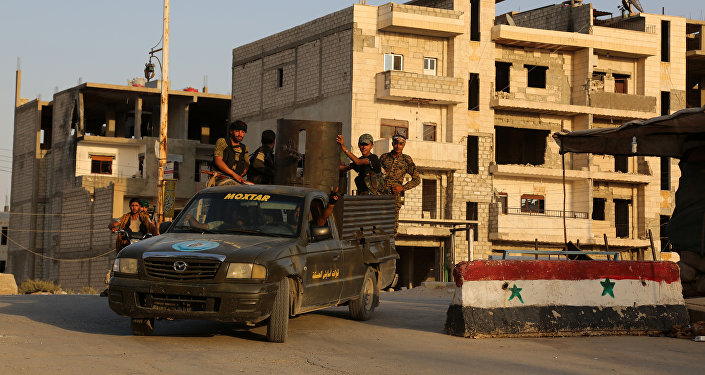Kurdish fighters (File)