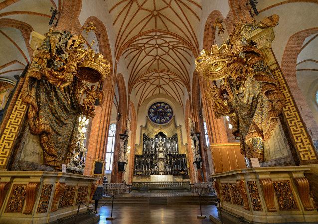 Sankt Nikolai kyrka (Church of St. Nicholas), Stockholm