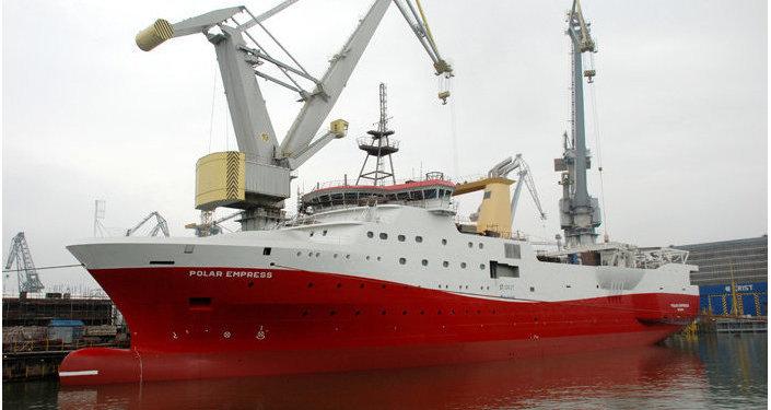 Polar Empress