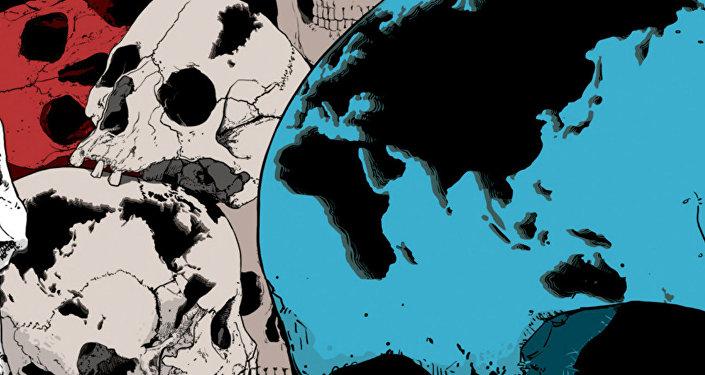 Globalization (Magazine Illustration)