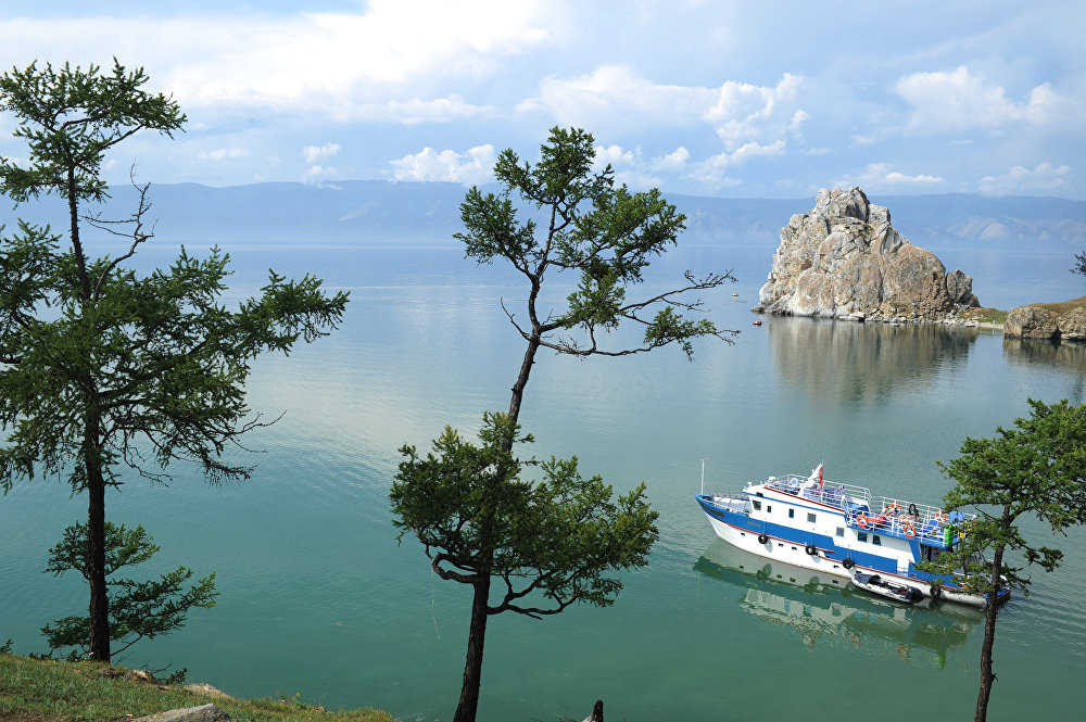 The Wondrous and Captivating Sights of Lake Baikal