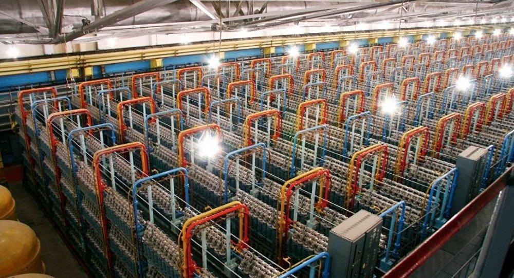 Gas centrifuges for uranium enrichment