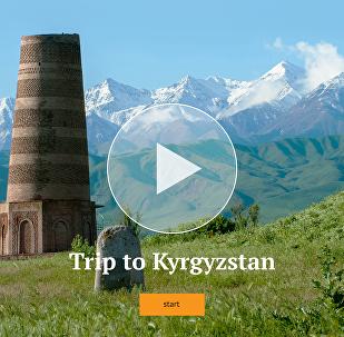 Trip to Kyrgyzstan