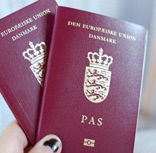Danish passports