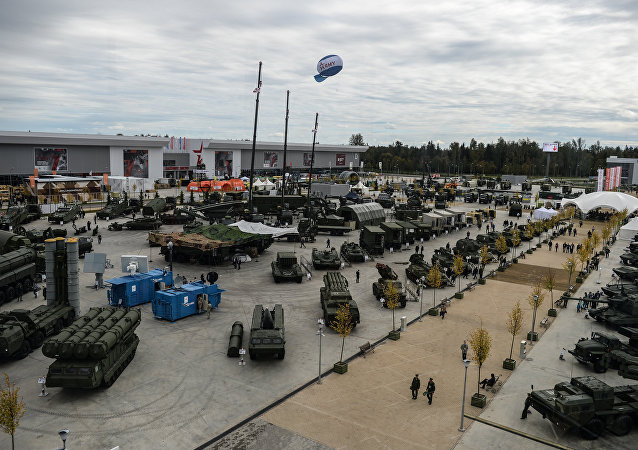 International Military-Technical Forum ARMY 2016, showcasing hundreds of Russian (and foreign) weapons systems, took place outside Moscow in September.
