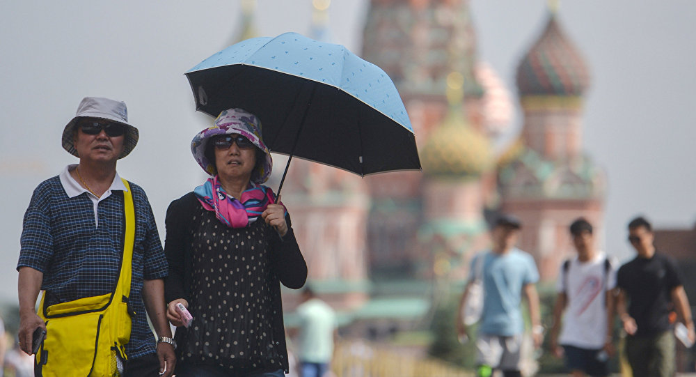 Experts predict influx of foreign tourists to Russia