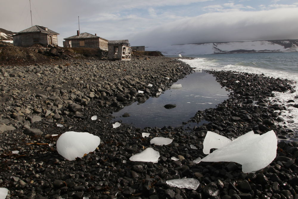 Harsh Beauty of the Russian Arctic