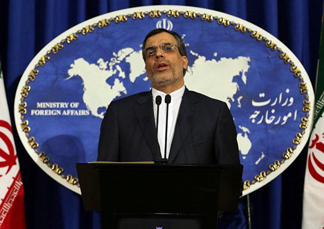 Iranian Deputy Foreign Minister Hossein Ansari.