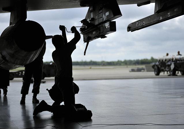 US fighter jet F16. (File)