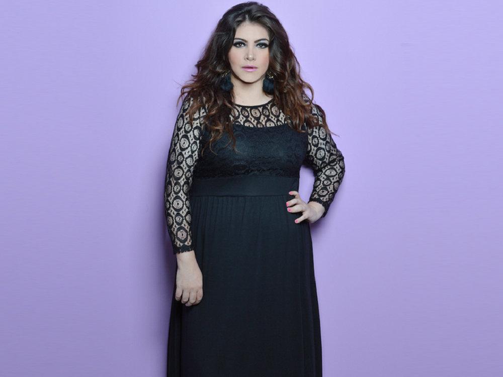 Maria Eugenia Donoso, Ecuadorian model