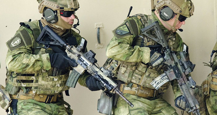Polish Special Operations Soldiers