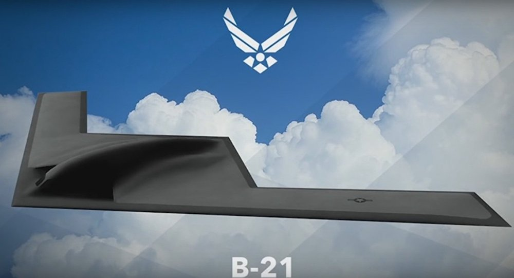 Air Force selects locations for three B-21 Raider aircraft