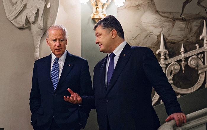 Alleged Recordings Surface of Biden, Kerry Pressuring Ukraine's Fmr President to Fire Prosecutor thumbnail
