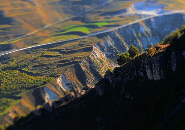 Republic of Dagestan view. (File)