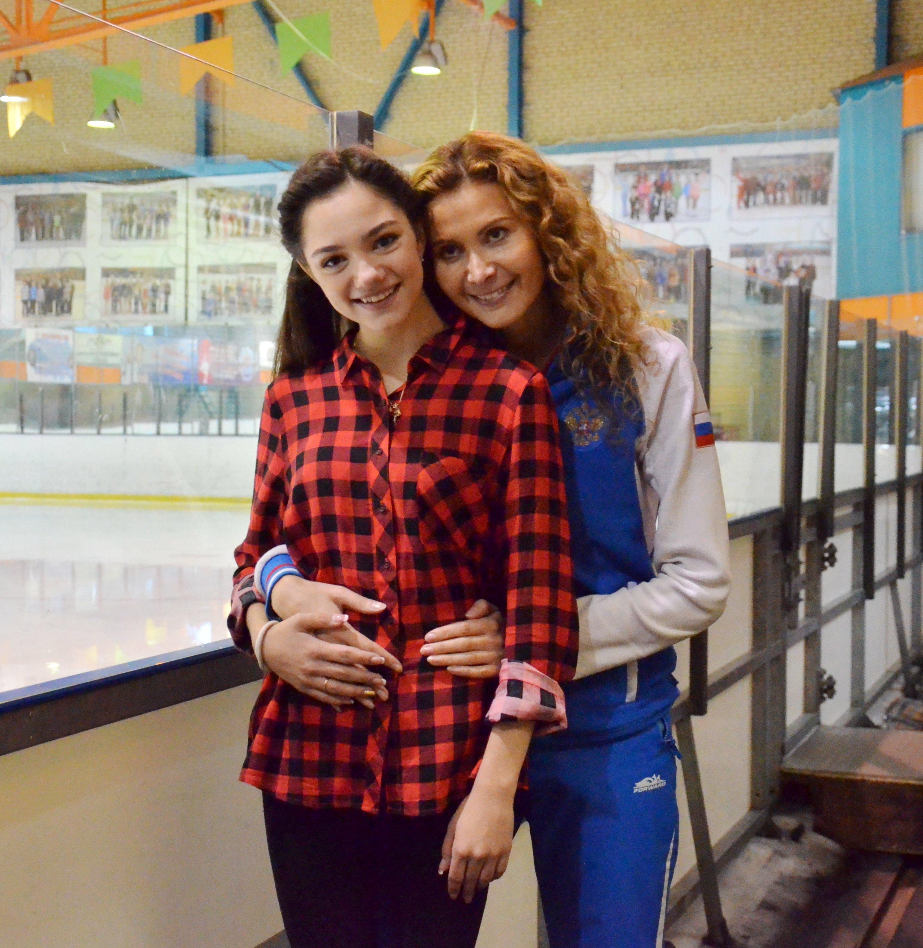 Young Evgenia Medvedeva nude photos 2019