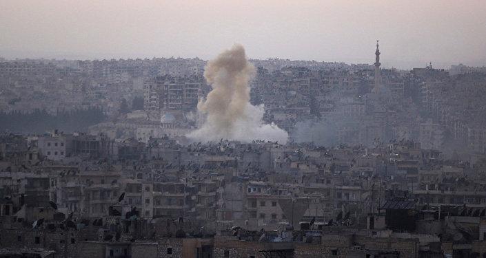 Aleppo, Syria. (File)