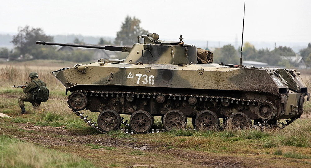 Introduced more than thirty years ago, the Russian airborne assault vehicle BMD-2 remains the backbone of the Russian airborne forces thanks to its performance characteristics, according to defense expert Kyle Mizokami