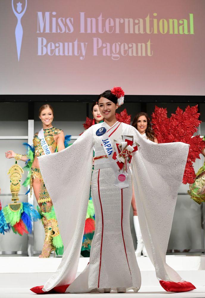 Miss Japan Junna Yamagata