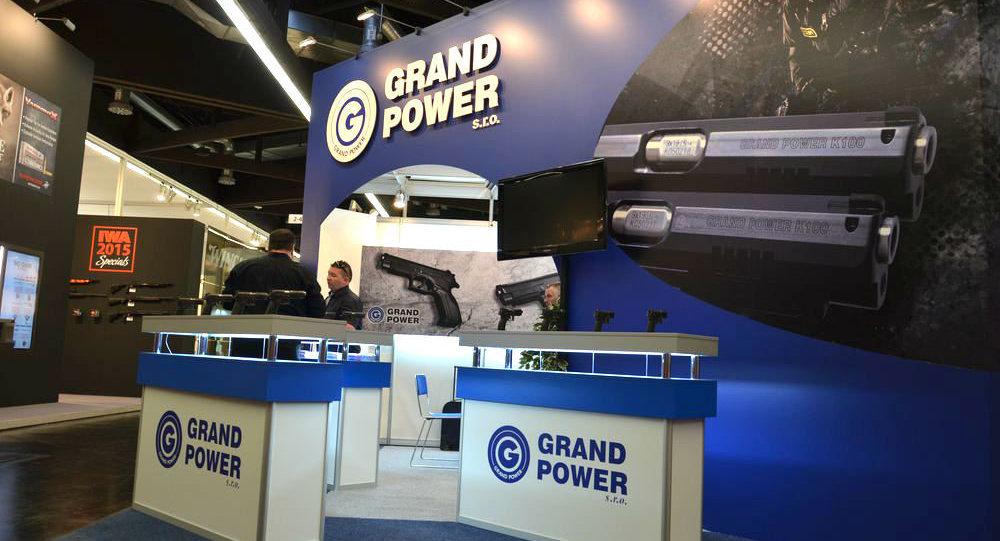 Grand Power display, file.