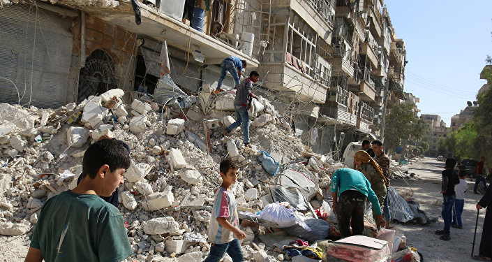 Russia: Russian, Syrian planes halting airstrikes on Aleppo