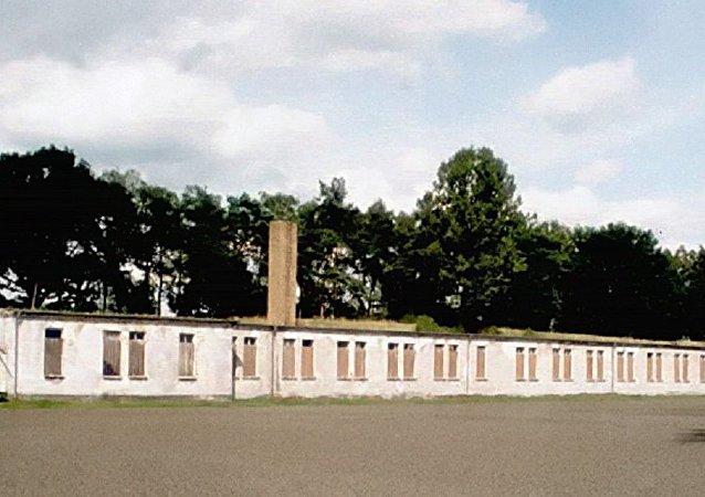 Concentration Camp Ravensbrück. (File)