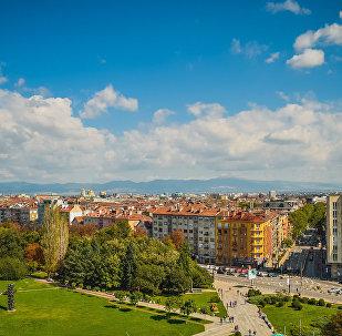 Sofia view. (File)
