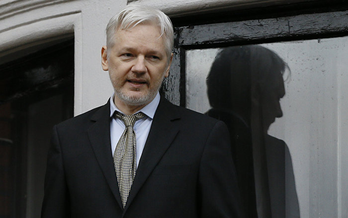 Assange Reveals Biggest Threat to Humanity in Late...