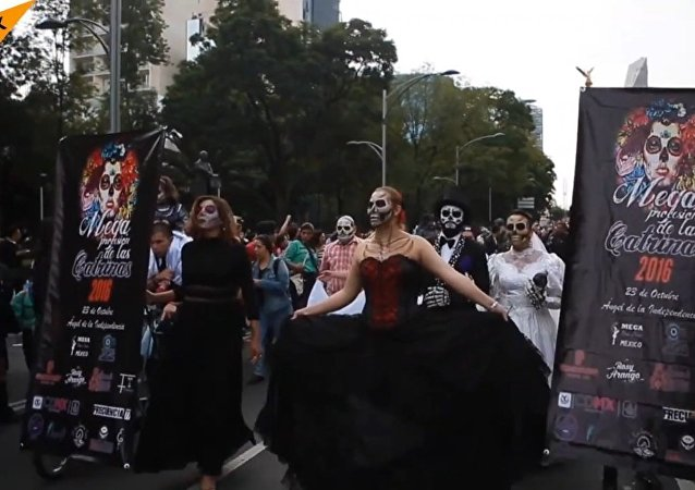 Death Parade In Mexico