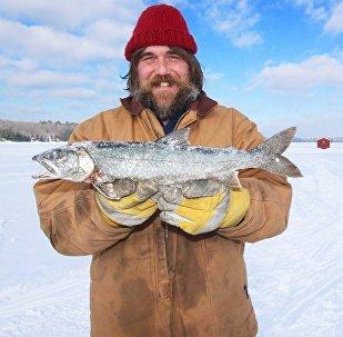 Fishing in Canada