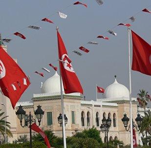 Tunisia Flag. (File)