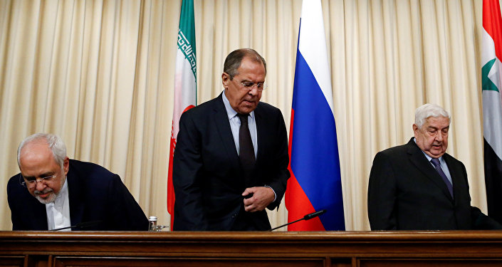 Russia, Iran and Syria issue warning to US