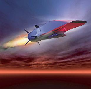 X-51A Waverider. (File)