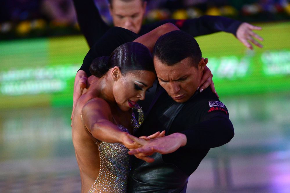 Contest of Passion: Professional Latin American Dancing World Championship 2016