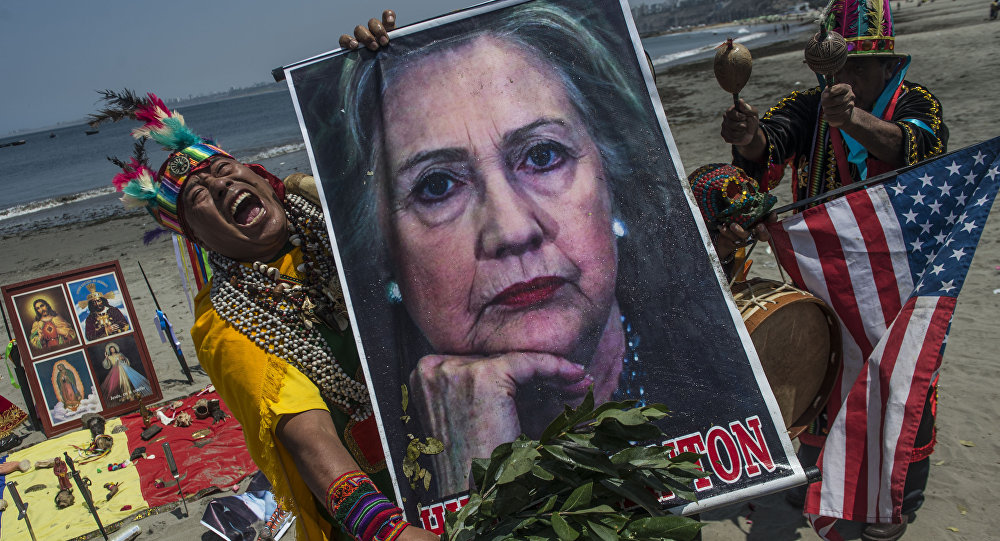 Peruvian Shamans Predict the Winner of US Presidential