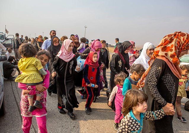 Kurdish Shabaks leave towns and villages around Mosul