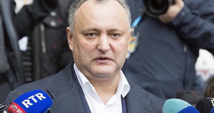 Igor Dodon removes former Romanian President's citizenship