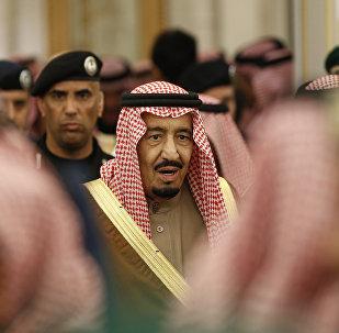 Saudi Arabia's King Salman. (File)