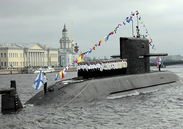 The Sankt Peterburg
