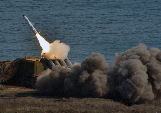 The Bal coastal missile system